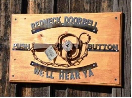 The 20 Most Ridiculous Redneck Doorbells 15