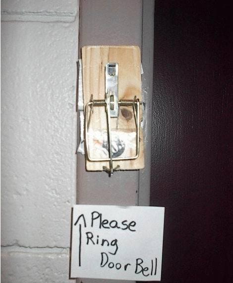 The 20 Most Ridiculous Redneck Doorbells 7