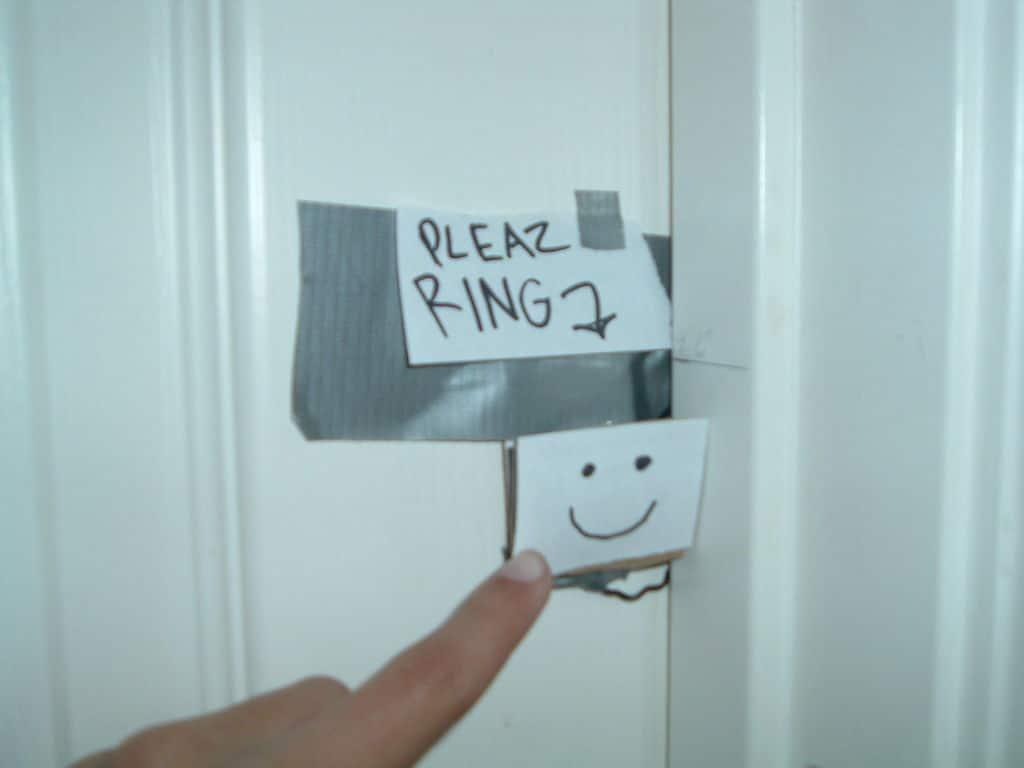 The 20 Most Ridiculous Redneck Doorbells 6