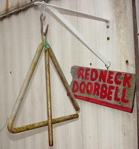 The 20 Most Ridiculous Redneck Doorbells 2