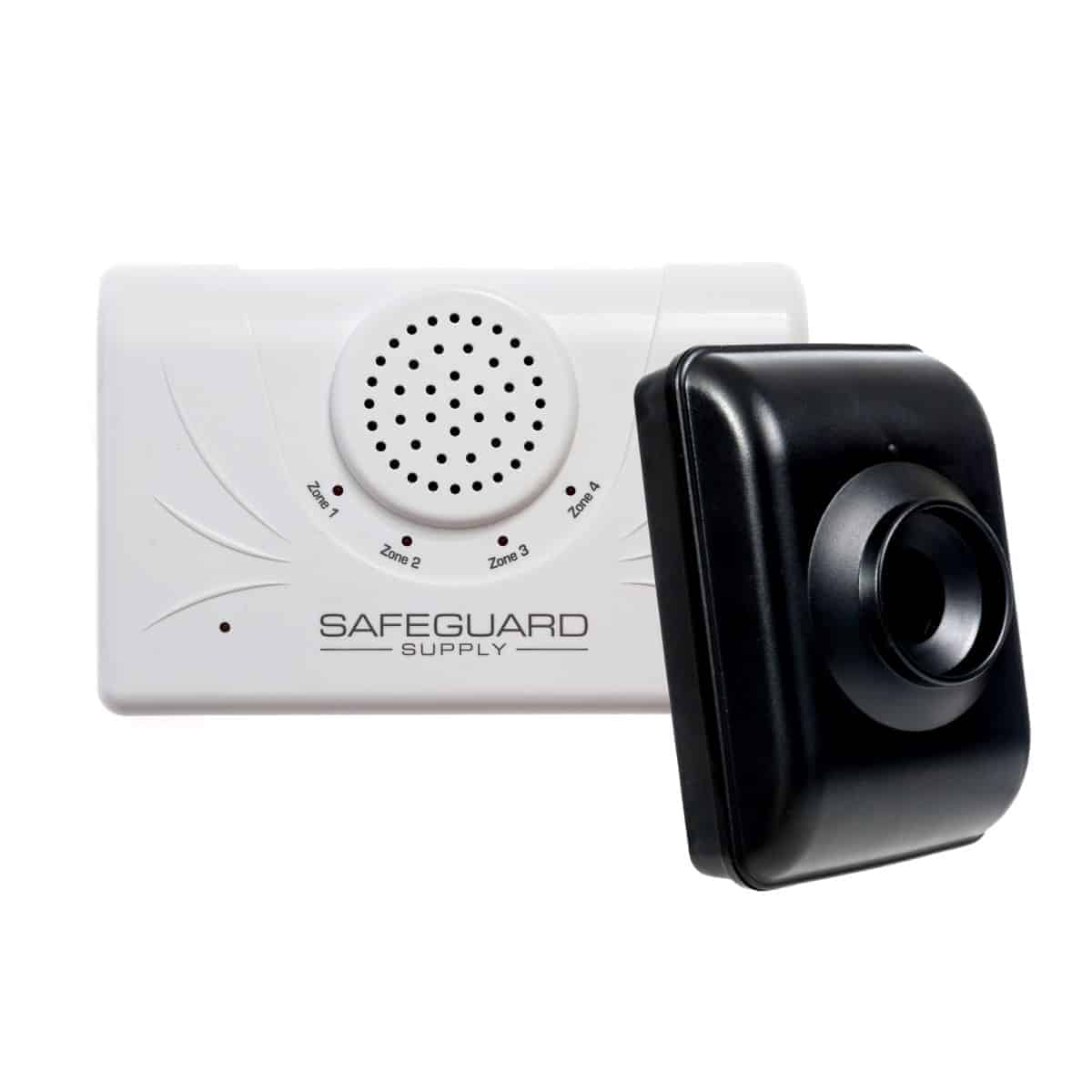 Era-Dsdcr Long Range Wireless Alarm For Driveway By Safeguard Supply