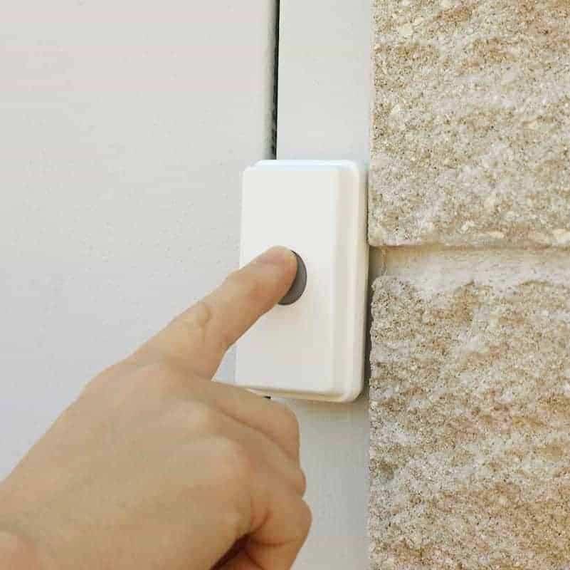 Era-Utdcr Warehouse &Amp; Business Wireless Doorbell Kit For Business Use 1