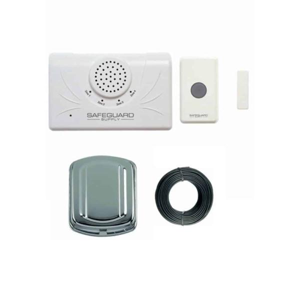 WDK-ERA-KIT Premium Long Range Warehouse Doorbell Kit w/ Loud Sound