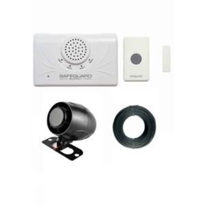 WDK-ERA-SIREN Business Doorbell Kit with Loud Siren