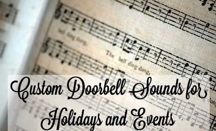 Holiday Doorbells Music 730X445