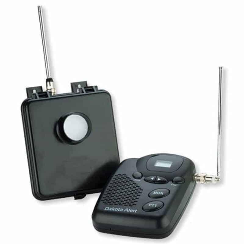 MURS-PIR-DRIVEWAY-ALERTS Dakota Motion Based Long Range Driveway Alarm – Base Station Receiver