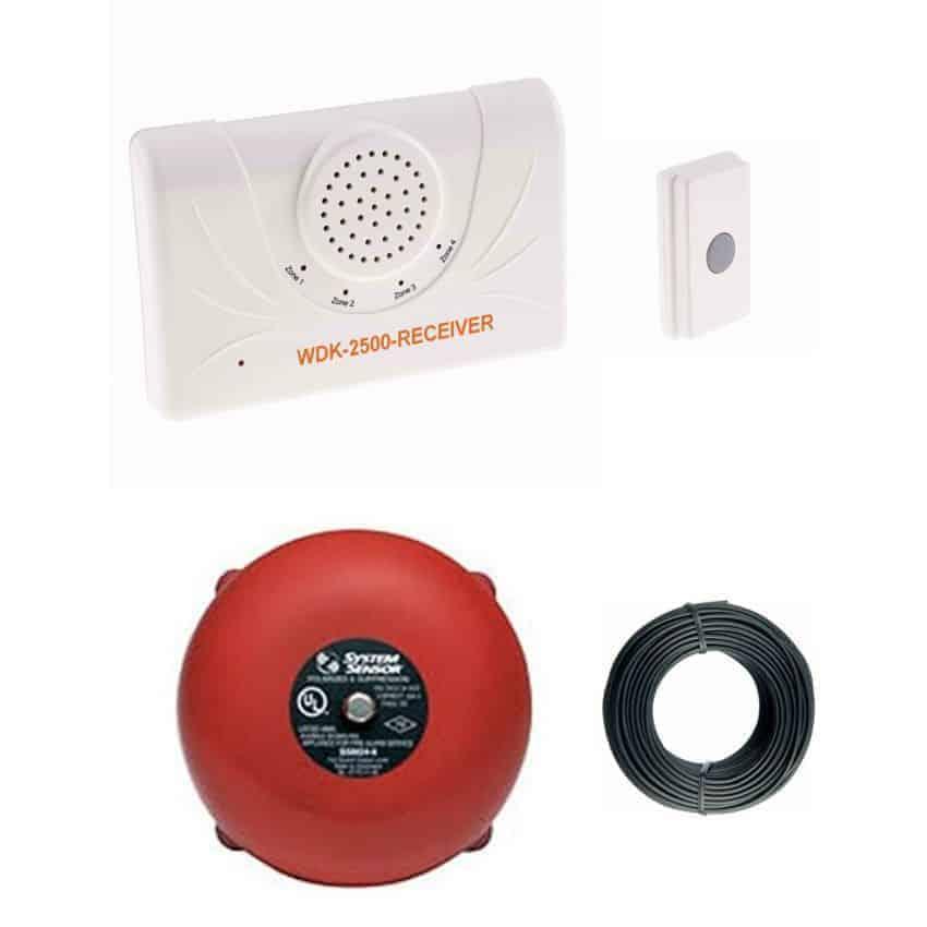 Wdk 2500 Firebell